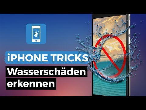 iPhone Wasserschaden & Kontakt erkennen Tutorial | iPhone-Tricks.de