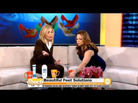 Dr. Suzanne Levine - How To Keep Your Feet Healthy on CBS 2 New York