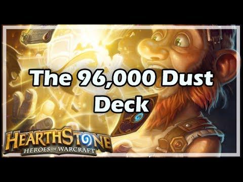 [Hearthstone] The 96,000 Dust Deck