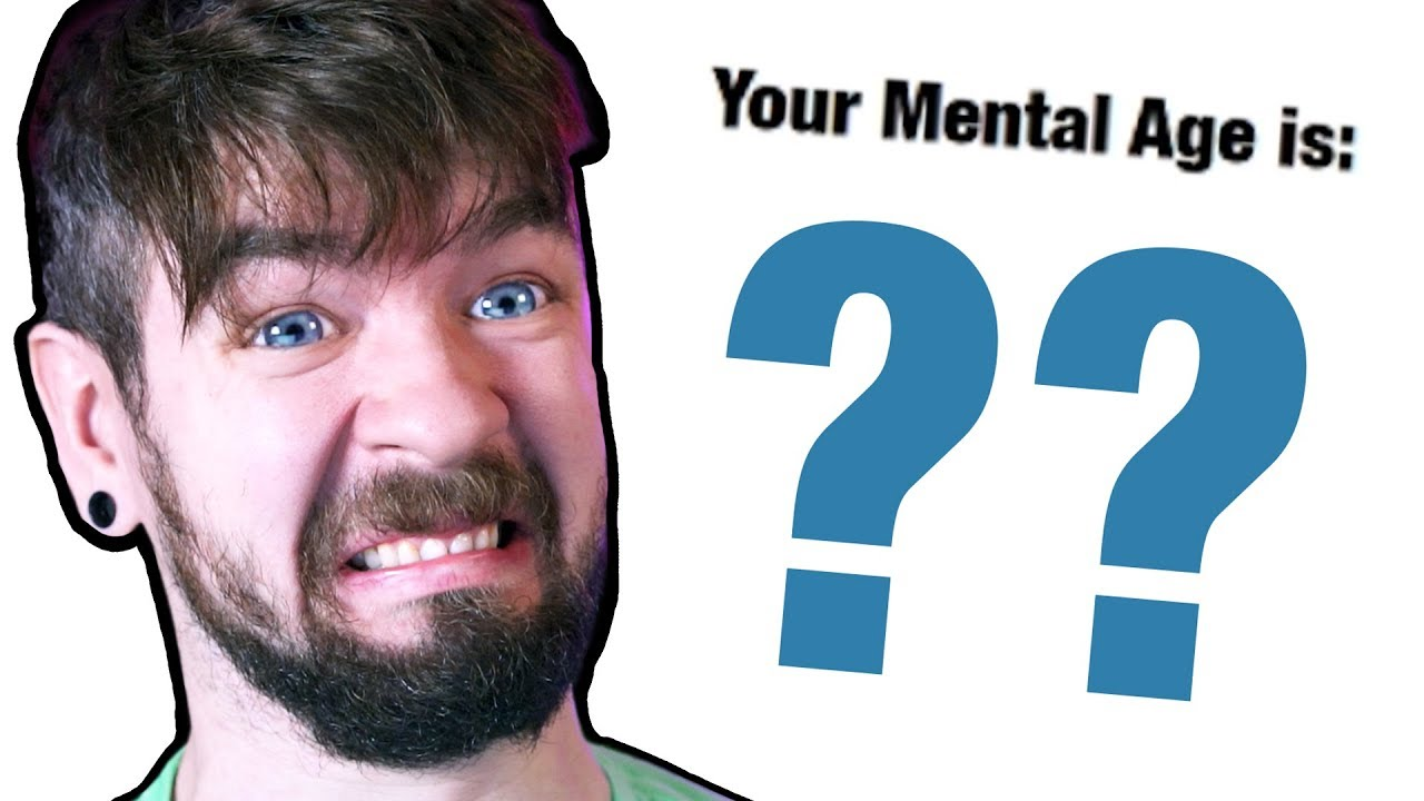 WHAT IS MY MENTAL AGE? (Shocking Result)