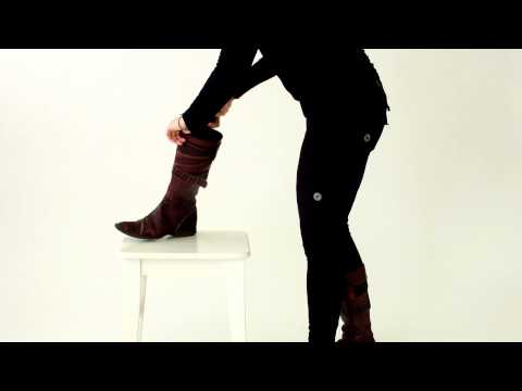 Boot Shapers! For posture perfect boots! Bootshapers.ca