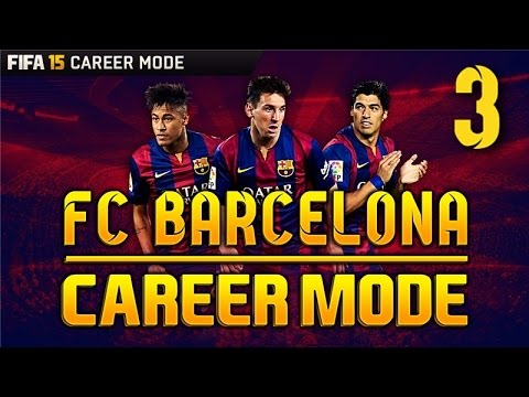 FIFA 15 Career Mode - NEW TRANSFER! YOU DECIDE! - Barcelona Season 1 Episode 3