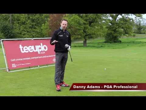 Danny Adams Golf -  How to Drive the ball further
