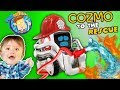 Download  ROBOT SAVES BABY!! COZMO Playtime! Artificial Intelligence Super Computer FUNnel VisION Fun MP3,3GP,MP4