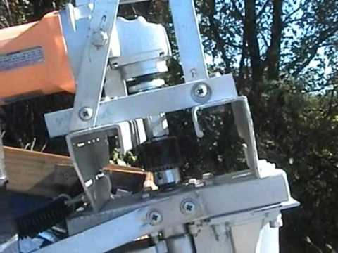 wiring diagrams_GNARLY homemade all electric boat _solar_powered outboard motors part 1 of 3