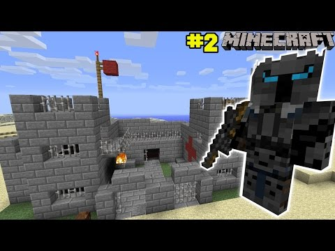 Minecraft: ARMY BASE RESCUE MISSION - The Crafting Dead [2]