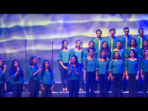Magnificat 2017, A song of hope... Main Campus, 3 December 2017 - PART 2