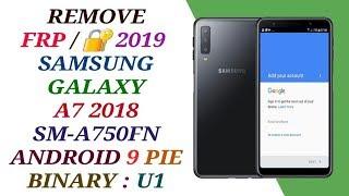 Hard reset Samsung A7 2018 SM-A750FN Unlock pin,pattern