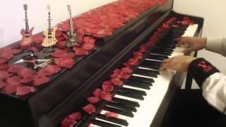 XJAPAN ピアノカバー【UNFINISHED】(FULL ver.)