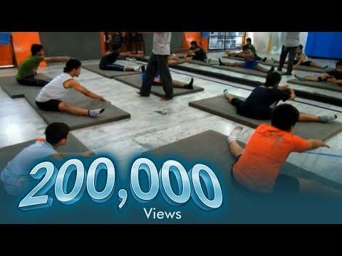 Parkour and Gymnast Class by Kuldeep Shashi at The Dreamz | Kuldeep Shashi
