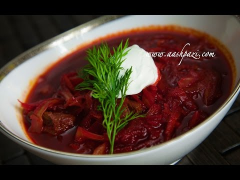 Borscht Soup Recipe