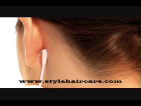 How to do a hair allergy and Hair Strand Test before Dying Bleaching