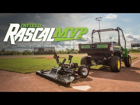 Infield Rascal MVP - Infield Groomer by ABI Sports Turf