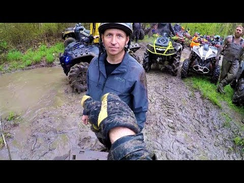 You're Living The Dirty Life Bud! (Polaris vs Can Am)