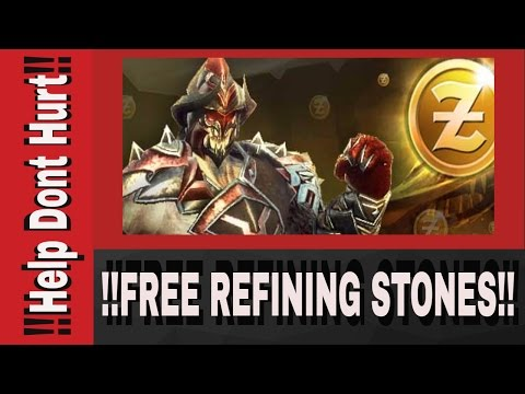 How to Get Free Refining Stones in Neverwinter! Start of Series Amazing GamerZ!