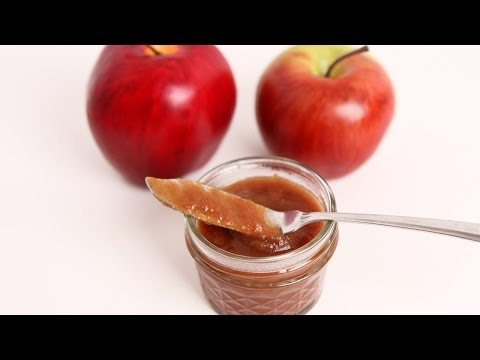 Homemade Apple Butter Recipe - Laura Vitale - Laura in the Kitchen Episode 652