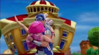 Yet lazy town fakes really. happens