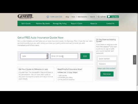 Get a FREE Auto Insurance Quote Now 08
