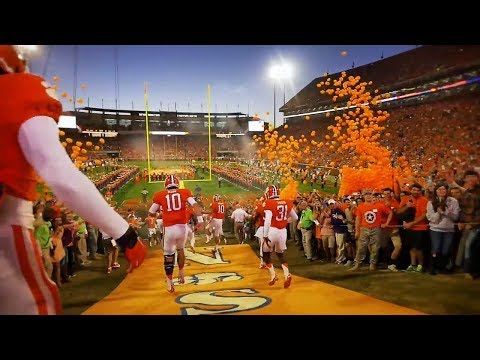 Best Traditions in College Football Part 1