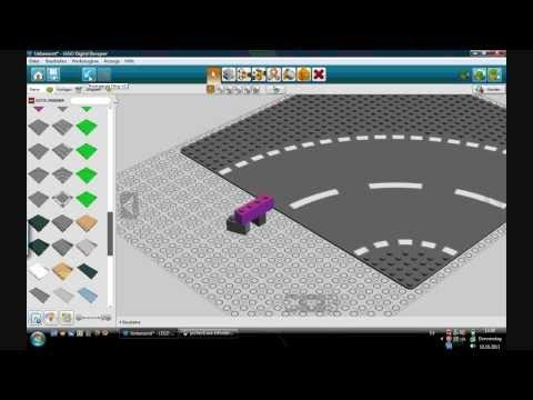 Lego Digital Designer - Tutorial