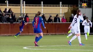 Rosengård vs FC Barcelona Femenino [Champions League Femenina][0-1][22/03/2017] Sonido Ambiente