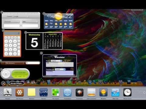 Get new widgets for mac.