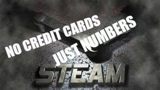 How To Get Steam Credits Without A Credit Card