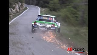 WRC Rally Catalunya Spain 2017 | Crashes & Very Flat Out | ADRacing