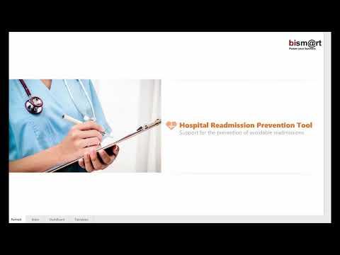 Hospital Readmissions Prevention solution by Bismart