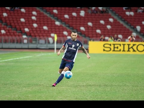 AFC Cup 2016 | Tampines Rovers vs Selangor [1-0] [Group Stage]