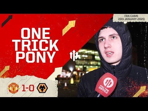 WORRY FOR RASHFORD! Man Utd 1-0 Wolves FA Cup 3rd Round Replay | Fan Cam Compilation