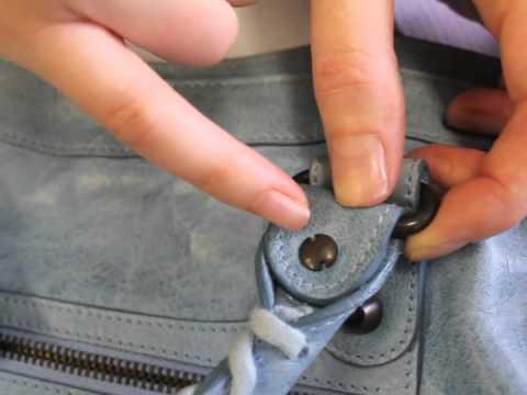 How to Authenticate a Balenciaga Handbag