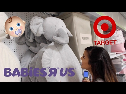 Baby Shower Registry Day !!