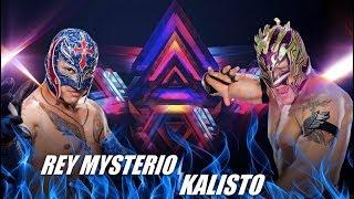 Rey Mysterio Vs. Kalisto: Fantasy Warfare
