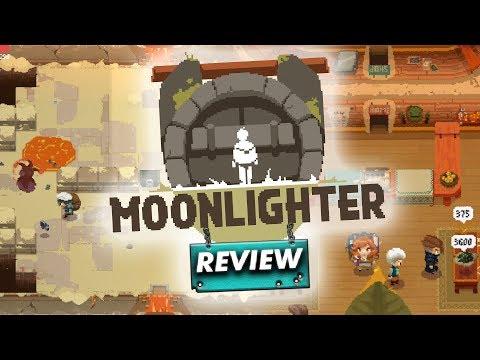 Moonlighter: REVIEW (Pummel, Plunder, Price, Profit!)