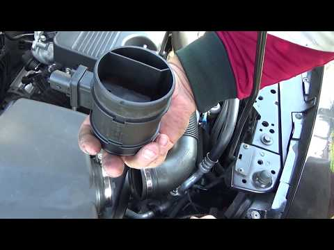 how to clean MAF sensor astra j 1.7 cdti 81kw 110hp (a17dtr)