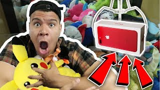 Download FOUND A HACKED ARCADE CLAW GAME!! *100% WIN RATE ARCADE HACKS* Video