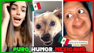 🚨PURO HUMOR MEXICANO 2020 🇲🇽 Memes Mexicanos 🚨 TIK TOK viral de MÉXICO 😂 SI TE RIES PIE