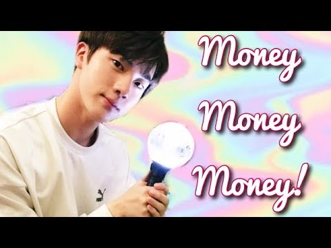 Ways to make MONEY for KPOP CONCERTS and other goodies :)