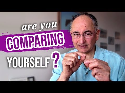 Are You Comparing Yourself?    Q & A Live Talk # 155