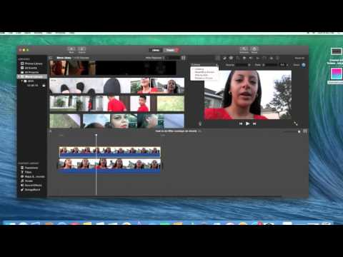 How To: Mirror Effect on iMovie