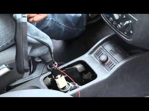 Original ICT Schaltknauf Einbauhilfe Opel Corsa C Tutorial How To Change gear knob