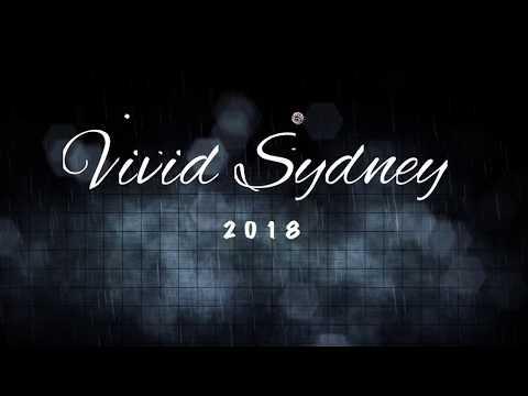 VIVID SYDNEY LIGHT SHOW 2018