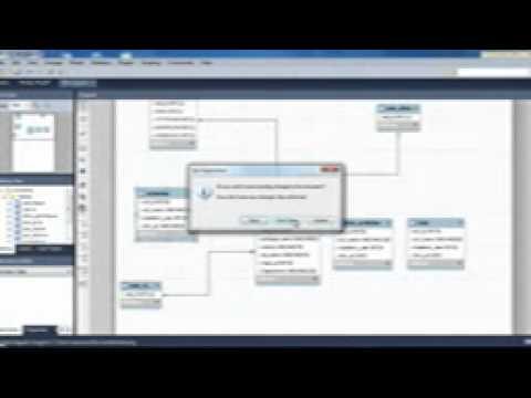 MySQL Workbench 5.2 CE ทำ er