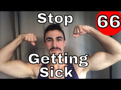Stop Getting Sick - 2 Things I Do to Avoid Catching Colds