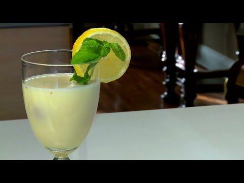 Lemon Vanilla White Wine Cocktail Recipe