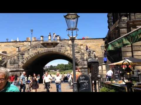A day trip to Dresden
