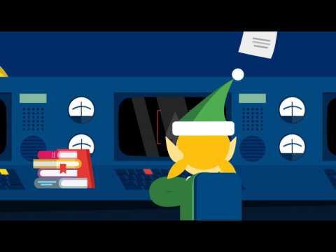 Santa Tracker: Take Off