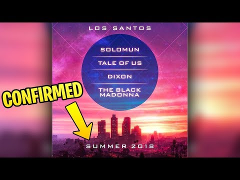 GTA Online: Nightclub DLC Officially Confirmed!? + NEW Radio Station & Music Coming