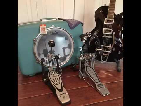 Suitcase Kick Drum DIY Slideshow